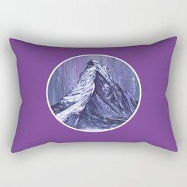 The Matterhorn Rectangular Pillow