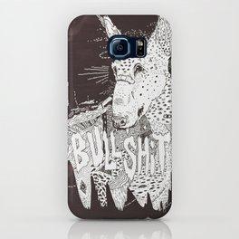 BULL  iPhone Case