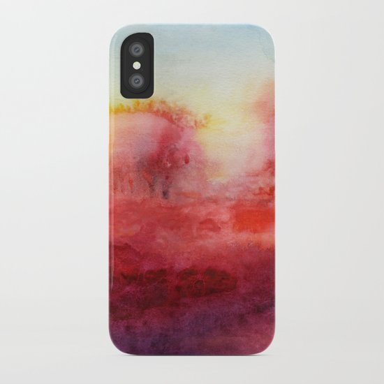 Where I End And You Begin iPhone Case