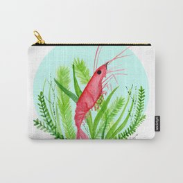 Shrimp-y Carry-All Pouch