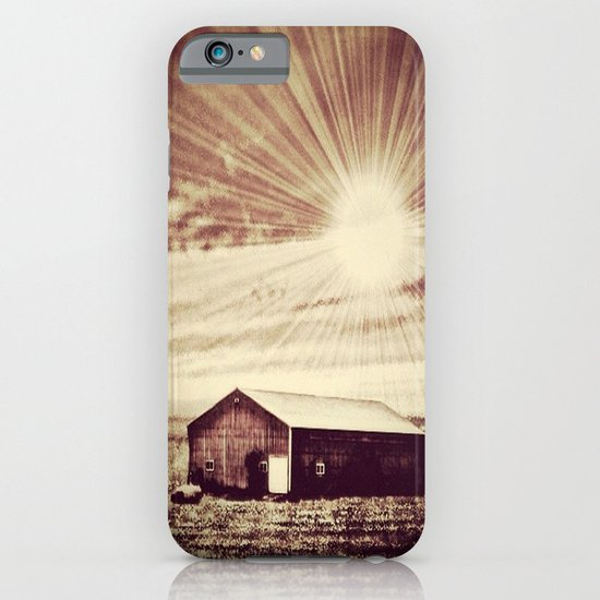 The shack iPhone & iPod Case
