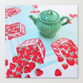Strawberries! Canvas Print