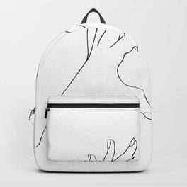 Love Heart Backpack
