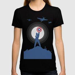 captain americaa T-shirt