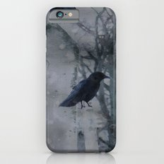 Crows In A Gothic Wash Slim Case iPhone 6s