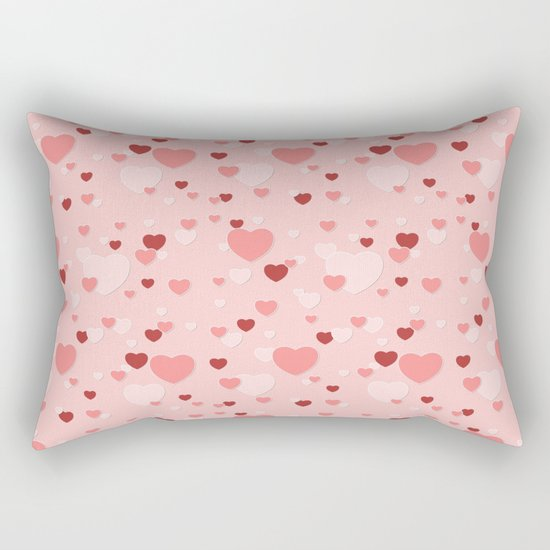 Lots Of Love Rectangular Pillow