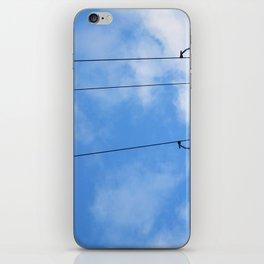 Flying High iPhone Skin