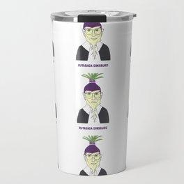 Rutabaga Ginsburg Travel Mug