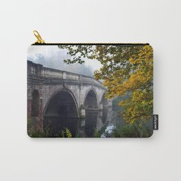 The Bridge At Clumber Park Carry-All Pouch