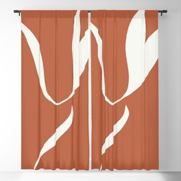 Matisse - Skater in Motion I (Essence of Dancing) 1938 Artwork Reproduction Blackout Curtain