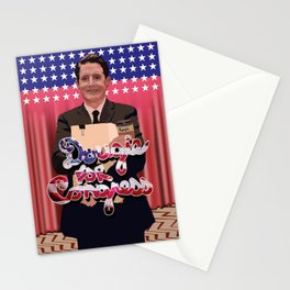 Dougie for Congress Stationery Cards