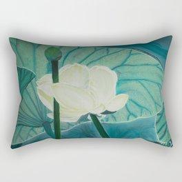 Water dancers Rectangular Pillow