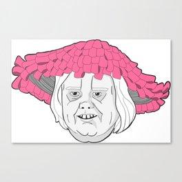 Momma Baskets Canvas Print