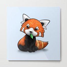 Red Panda or Red Cat-Bear? Metal Print