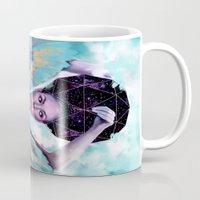 journey Mugs featuring Journey by Slaveika Aladjova