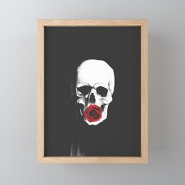 Fragile Love Framed Mini Art Print