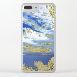 Orencyel walking inThéoule Clear iPhone Case