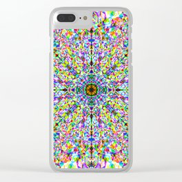 0083 Clear iPhone Case
