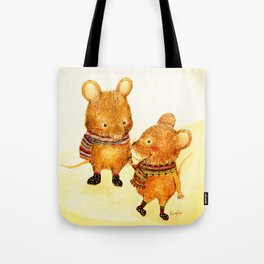Taiwan Field Mouse Tote Bag