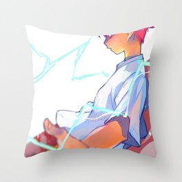 Mob Psycho 100 Throw Pillow