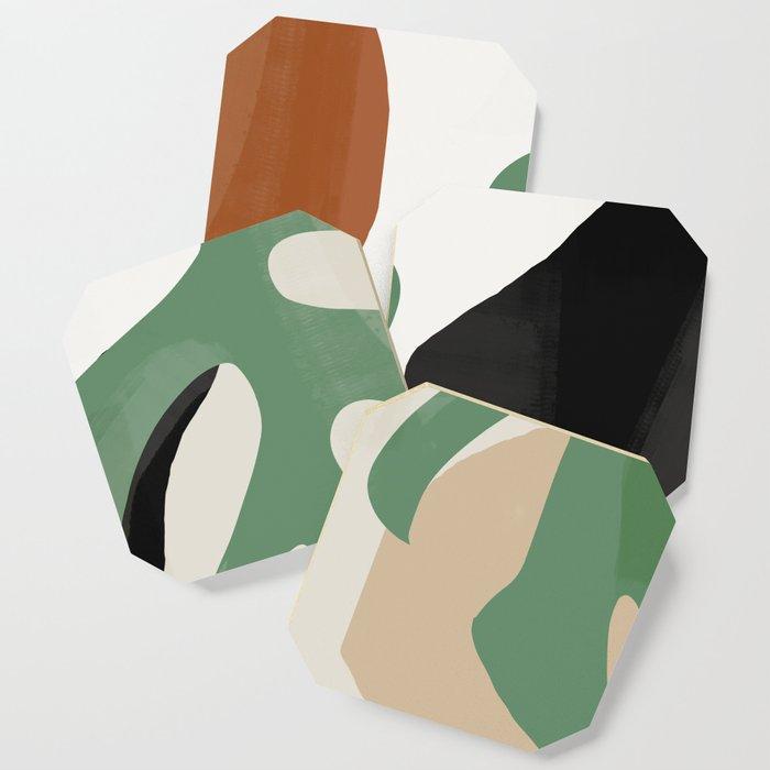 Abstract Art 37 Coaster