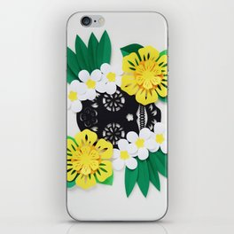 Calavera 2 iPhone Skin