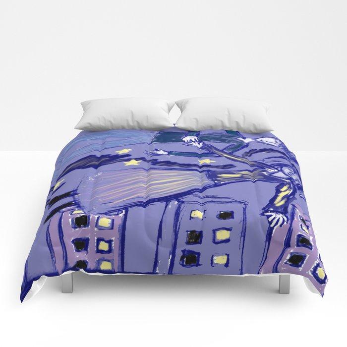 Imaginary Comforters