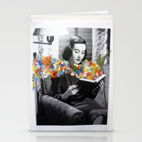 books Stationery Cards featuring Books by Ben Giles