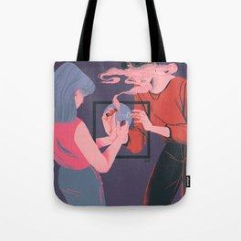 Bruised Tote Bag