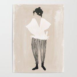 Werner Pantalones Poster