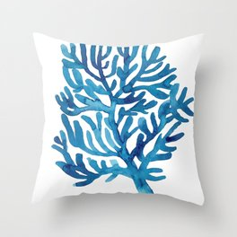 Ocean Illustrations Collection Part IV Throw Pillow
