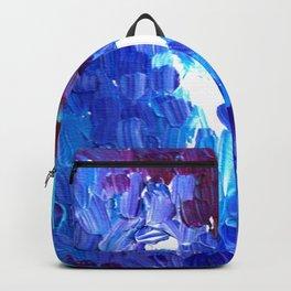 Blue Plumdrops Backpack