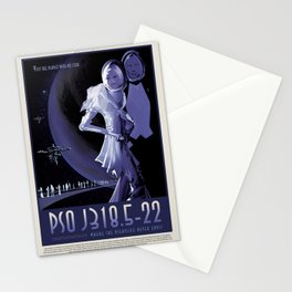 NASA / Visions of the future / PSO Stationery Cards