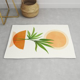 Abstract Happiness Rug