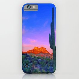 Meet Me In Phoenix iPhone Case