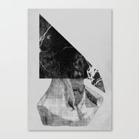 broken Canvas Prints featuring Broken by ilyya