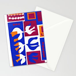 Hommage to Matisse Stationery Cards