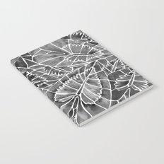 Schismatoglottis Calyptrata – Black Palette Notebook