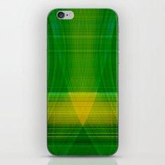 green hope iPhone & iPod Skin