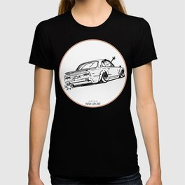 Crazy Car Art 0025 T-shirt