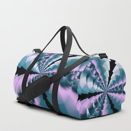 Sacred Geometry Duffle Bag