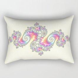 Shades of India Rectangular Pillow