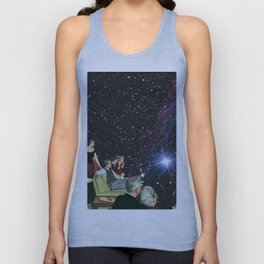 Safe With You Unisex Tank Top