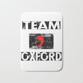Team Oxford Bath Mat