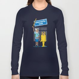Community Time! Long Sleeve T-shirt