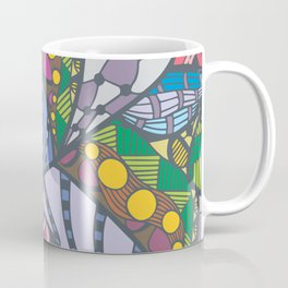 Earth Below Coffee Mug