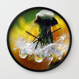 dand drops 3 Wall Clock