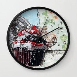 Sugar Daddy - madewithunicorndust by Natasha Dahdaleh Wall Clock