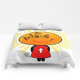 la pilarica Comforters