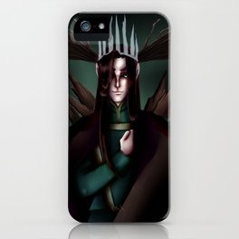 Erlkönig iPhone Case